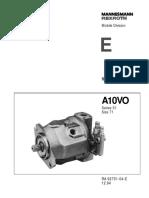 a10vo71 Serie 31