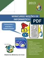 Apostilado de Informática Básica 4ª Edição
