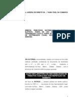 INICIAL COM TUTELA - JUSTIÇA COMUM - PESSOA FÍSICA.doc
