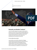 """Venezuela, Una Dictadura """"Moderna"""" – VÉRTICE"""