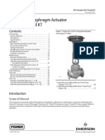Antisurge Valve Manual
