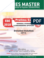 ESE2018 Paper 1 Detailed Solution 2018