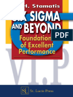 [D. H. Stamatis] Six Sigma and Beyond Foundations