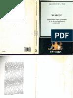 Barroco Representacion e Ideologia