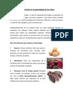 Trabajo Final de Nutricion y Saluc
