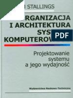 Organizacja i Architektura Systemu Komputerowego - W.stallings