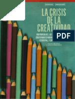 La Crisis de La Creatividad