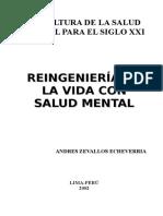 REINGENIERIA DE LA VIDA CON SALUD MENTAL