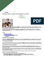 3 Ejemplos de Debilidades Para La Entrevista de Trabajo