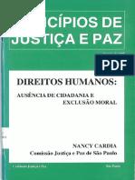 CARDIA. Ausência de cidadania e exclusão moral.pdf
