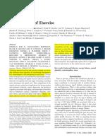 2006 - Dishman Et Al. Neurobiology of Exercise