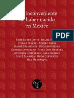 Del Inconveniente de Haber Nacido en México