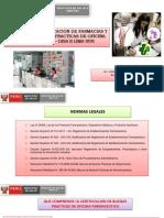 Certificacion en Bp Oficina Farmaceutica