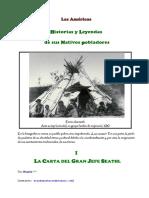 Carta de un nativo de cómo se formó el mundo