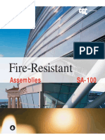 Fire Resistant Assemblies Brochure en Sa100 Can