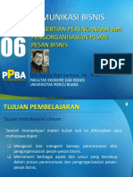 PPT Komunikasi Bisnis [TM5]