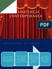 Teatro Contenmporáneo