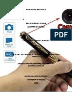 analisis de las encuestas hidden spy pen camera.docx