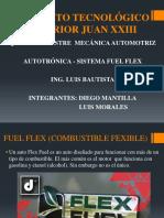 Sistema Fuel Flex