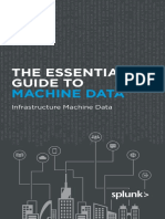 The Essential Guide to Machine Data