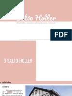 Técnicas Retrospectivas - Salão Holler