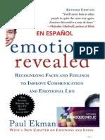 Emociones Reveladas Paul Ekman Full Full ESPAÑOL