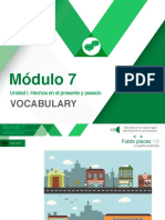 Carpeta M7S1 Vocabulary Public Places