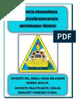 Carpeta Pedagógica Uros Chulluni Guia