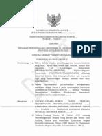Contoh Draft Peraturan Gubernur-Walikota-Kabupaten Tentang Pembentukan Unit Pengendalian