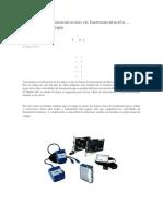Interfaces de Comunicacion en Instrumentación