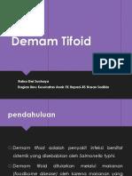 Ratna Demam Tifoid