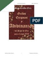 Grifos, Enigmas y Adivinanzas - Gilberto Rendon Ortiz