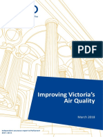 Improving Victoria's Air Quality