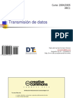 Trasmision de Datos - ideas