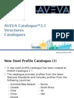 MVC - Structures - 8. Catalogues