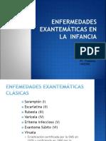 enfermedades exantematicas en pediatria.ppt