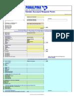 Ejemplo de Formato Excel