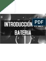 Introduccion a La Bateria