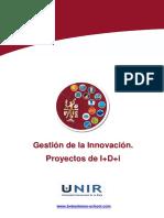 UC87-Gestion de La Innovacion Proyectos de I D i