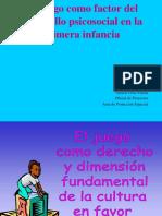 2.1.3 Juego factor dllo psicosocial en PI.ppt