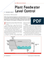 Feed Water Heater Level Control 482