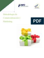 Metodología Comercialización y Marketing