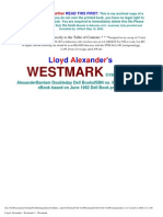 Alexander, Lloyd - Westmark 1 - Westmark