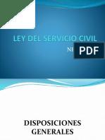 Ley Del Servicio Civil Roxana