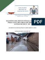 DIAGNÓSTICO DEL SERVICIO INTEGRAL DE LIMPIEZA PÚBLICA EN LA PROVINCIA DE SANTIAGO DE CHUCO.docx