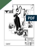 Gambar 4.20 Layout Sistim Kelistrikan Bendungan WAEAPO a REV R1
