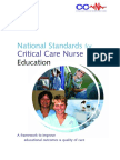 12.01.23.National Standards for Critical Care Nurse Education 2011