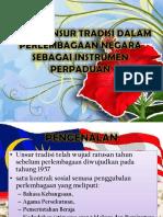Unsur Unsur Tradisi Dalam Perlembagaan Malaysia
