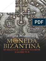 Byzantine Coinage in the Carpathian-nist