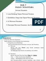 5. Bab v Wawasan Nusantara